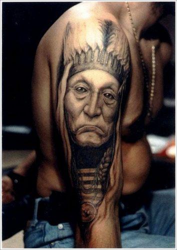 tatuajes de indios y aborigenes5