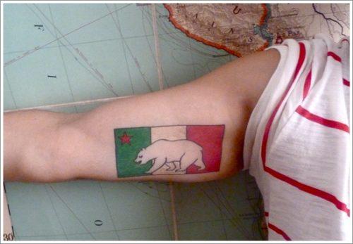 tatuajes de osos11