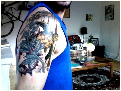tatuajes de tortugas10