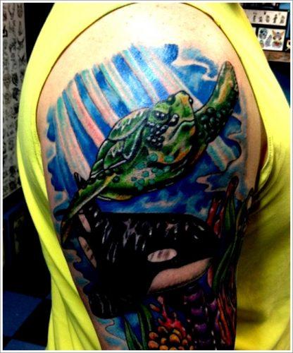 tatuajes de tortugas15