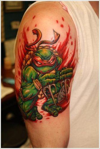 tatuajes de tortugas27