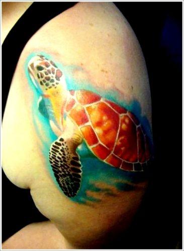 tatuajes de tortugas8
