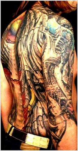 tatuajes biomecanicos maquinas10