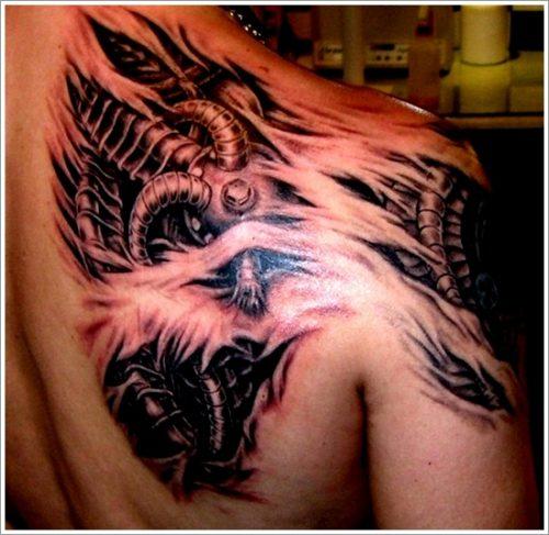 tatuajes biomecanicos maquinas5
