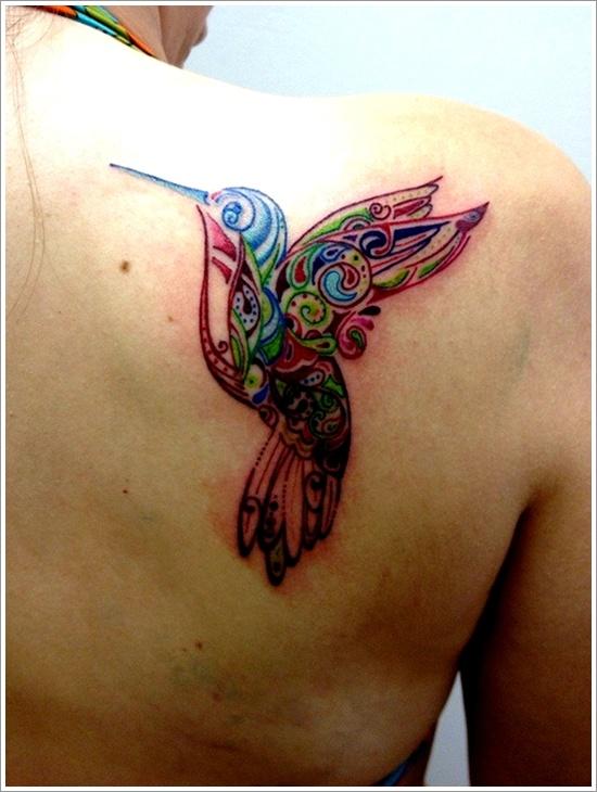 35 dise os de tatuajes de colibr - Tattoo disenos a color ...