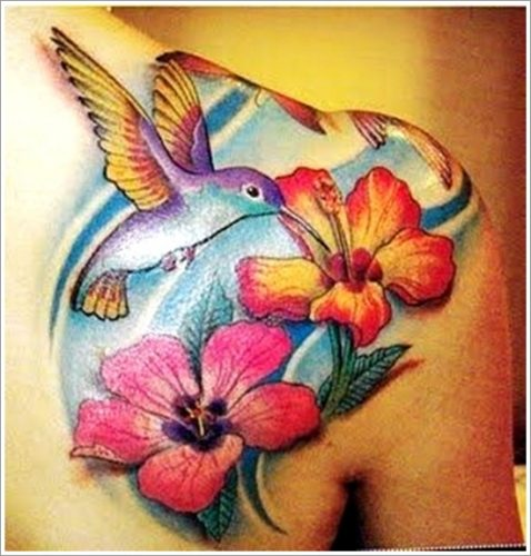tatuajes de colibri32