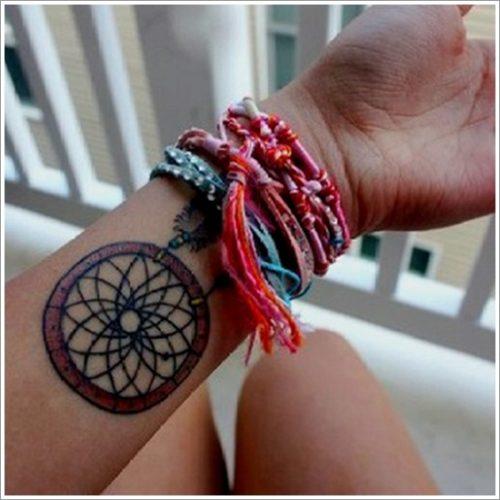 tatuajes de atrapasueños1