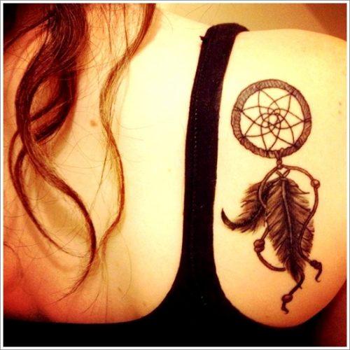 tatuajes de atrapasueños10
