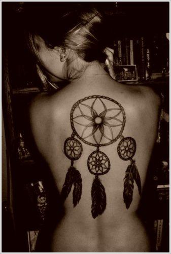 tatuajes de atrapasueños20