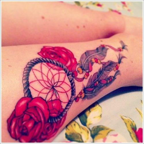 tatuajes de atrapasueños31