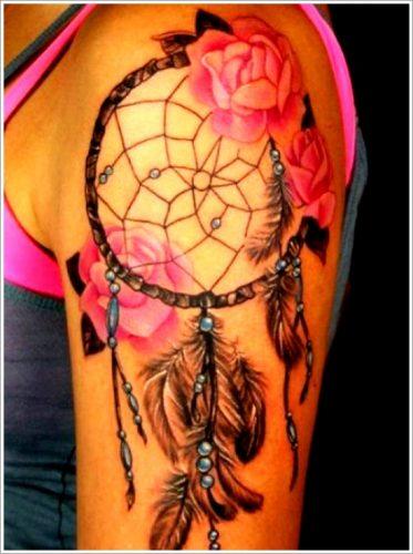 tatuajes de atrapasueños5