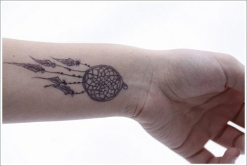 tatuajes de atrapasueños7
