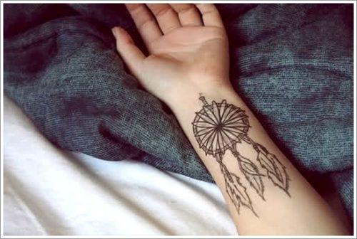 tatuajes de atrapasueños8