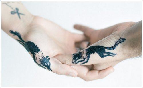 tatuajes de lobos25