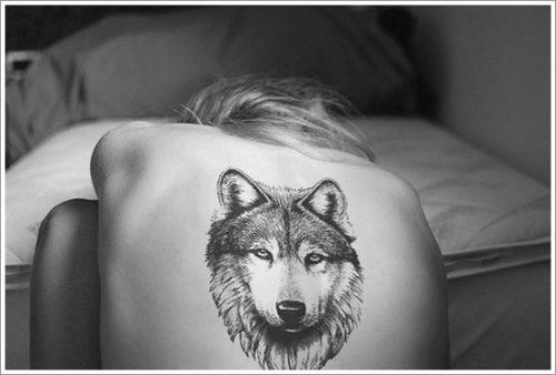 tatuajes de lobos3