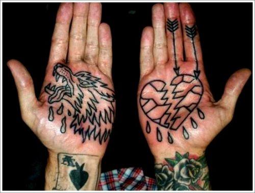 tatuajes de lobos31