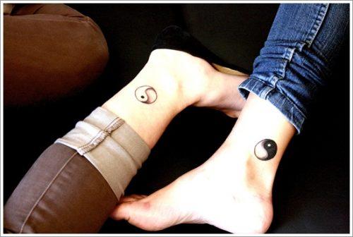 tatuajes de yin yang15
