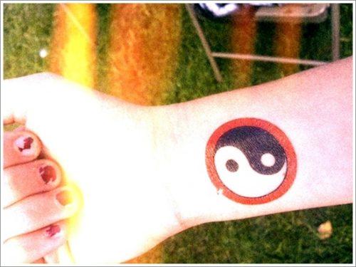 tatuajes de yin yang16
