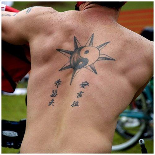 tatuajes de yin yang25
