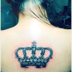 37 tatuajes de coronas con significado