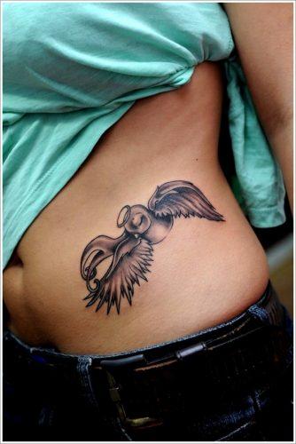 tatuajes de golondrinas y gorriones16