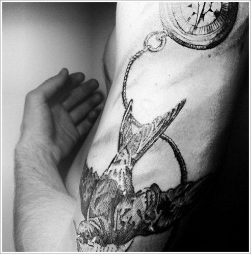 tatuajes de golondrinas y gorriones21