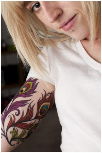 tatuajes de plumas16