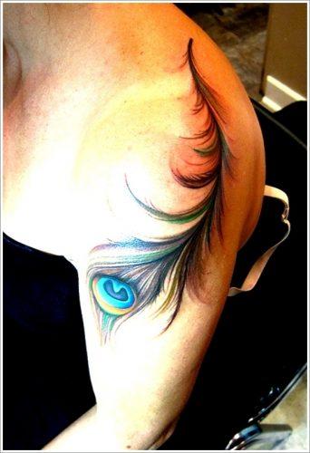 tatuajes de plumas24