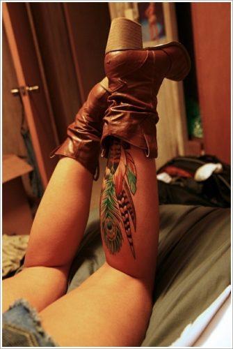 tatuajes de plumas7