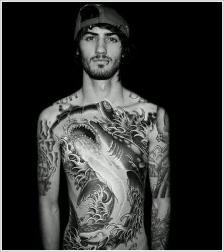 tatuajes de tiburones10