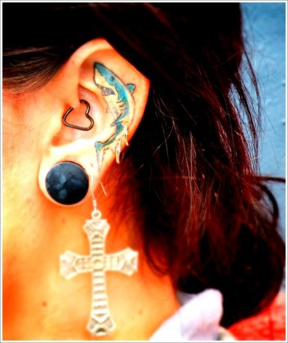 tatuajes de tiburones18