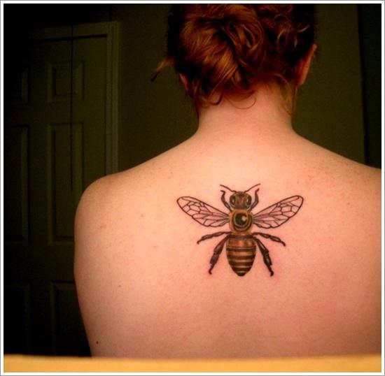 Queen Bee Tattoo 28 tatuajes de abejas ...
