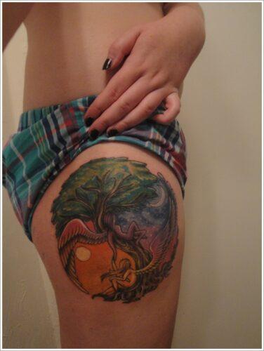 tatuajes de la luna28