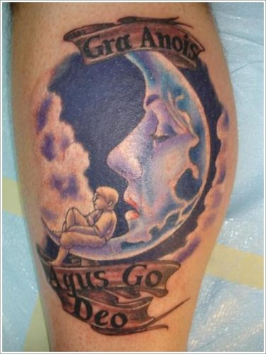 tatuajes de la luna8