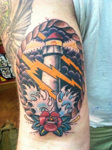 tatuajes de rayos5