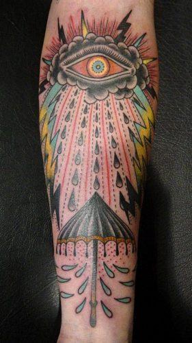 tatuajes de rayos6
