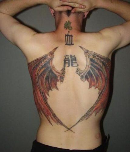 tatuajes de alas13