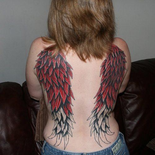 tatuajes de alas24