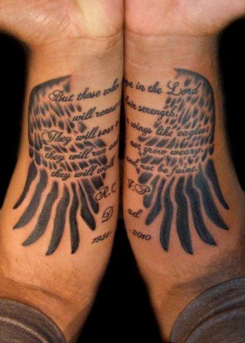 tatuajes de alas26