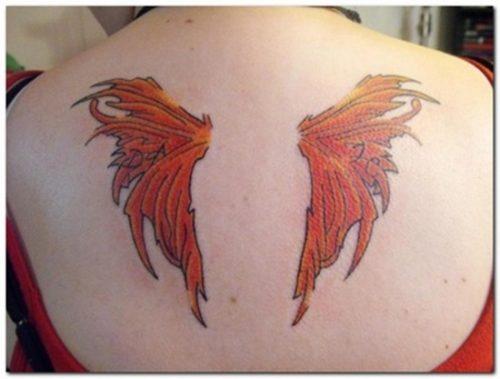 tatuajes de alas33