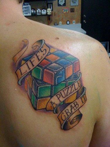 tatuajes de rompecabezas19