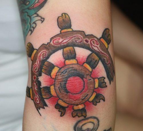 tatuajes en el codo29