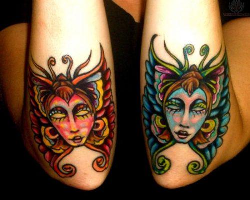 tatuajes en el codo7