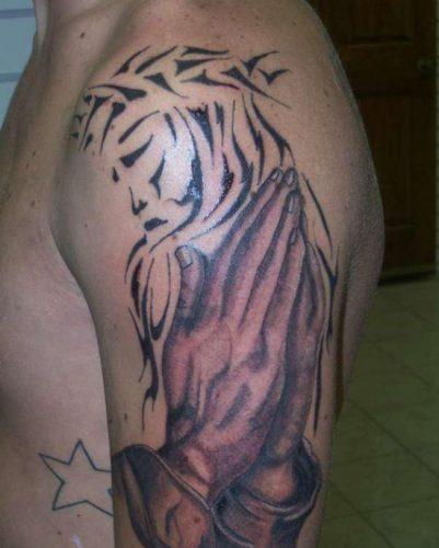 tatuajes de jesus16