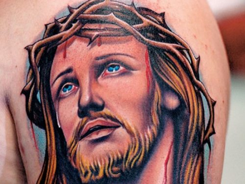 tatuajes de jesus17