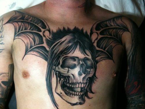tatuajes de murcielagos6