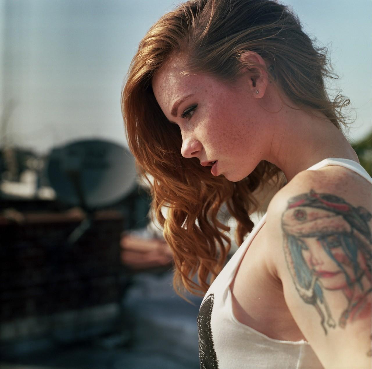 Tattoo Woman Photo: 50 Tatuajes Muy Sexys De Mujeres Sensuales