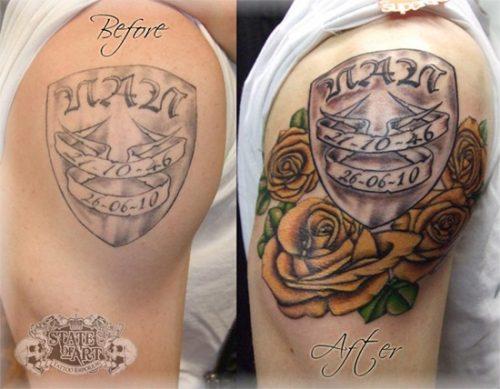 tatuajes de escudos21