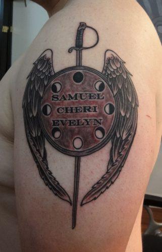 tatuajes de escudos23