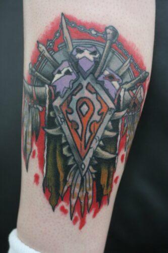 tatuajes de escudos24